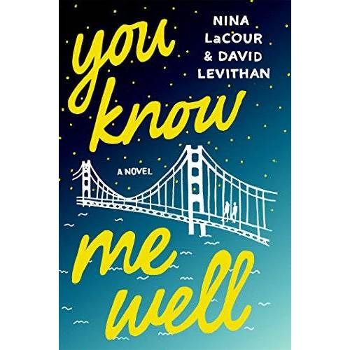 David Levithan - You Know Me Well - Preis vom 21.10.2020 04:49:09 h