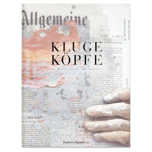 Jan Klage - Kluge Köpfe, Bd.3, Das neueste von der F.A.Z.-Kampagne - Preis vom 15.05.2021 04:43:31 h