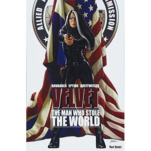 Ed Brubaker - Velvet - Band 3: The Man Who Stole the World - Preis vom 14.04.2021 04:53:30 h