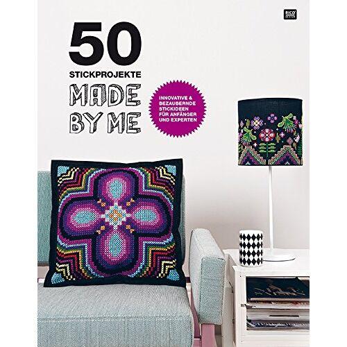 Rico Design GmbH & Co. KG - Made By Me - 50 Stickprojekte - Preis vom 19.10.2020 04:51:53 h