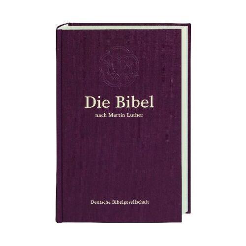 - Die Bibel: Luther-Übersetzung - Preis vom 18.10.2020 04:52:00 h