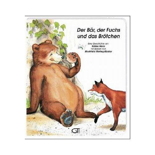 Bärbel Haas - Der Bär, der Fuchs und das Brötchen - Preis vom 20.10.2020 04:55:35 h