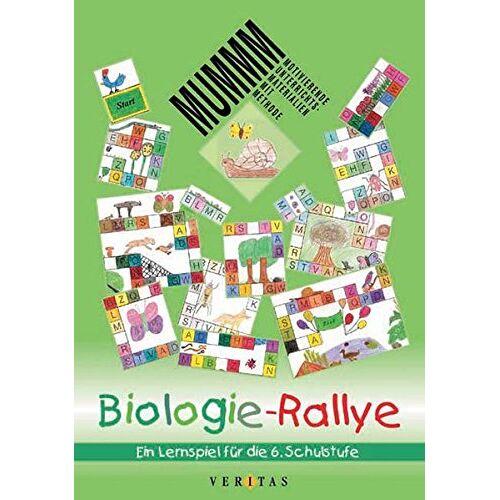 Gerald Sommergruber - Biologie-Rallye: Ein Lernspiel für die 6. Schulstufe (MUMMM) - Preis vom 10.05.2021 04:48:42 h
