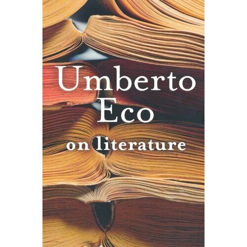 Umberto Eco - On Literature - Preis vom 14.04.2021 04:53:30 h