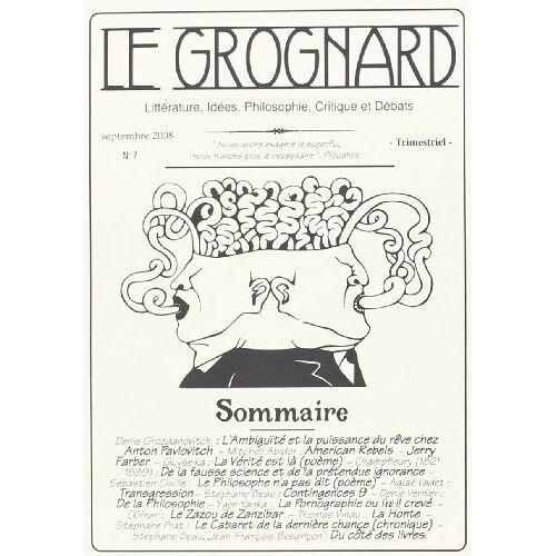 Collectif - Le Grognard n°7 - Preis vom 18.04.2021 04:52:10 h