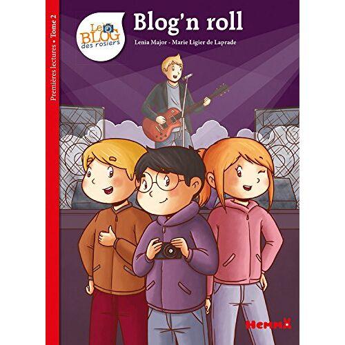 - Le blog des rosiers, Tome 2 : Blog'n roll - Preis vom 21.10.2020 04:49:09 h