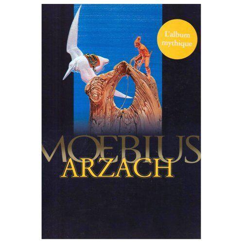 Moebius - Arzach - Preis vom 18.10.2020 04:52:00 h