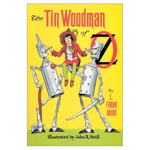 Baum, L. Frank - The Tin Woodman of Oz - Preis vom 18.11.2020 05:46:02 h