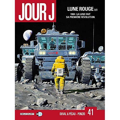 - Jour J T41: Lune Rouge 3/3 (Jour J (41)) - Preis vom 18.10.2020 04:52:00 h