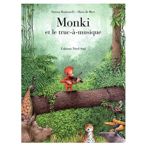 - Monki et le truc-à-musique - Preis vom 25.02.2021 06:08:03 h