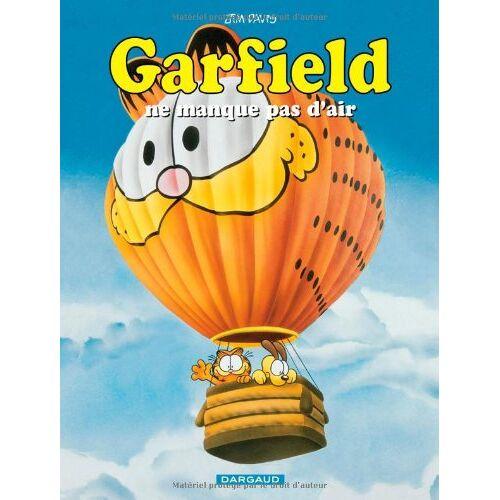 Jim Davis - Garfield, tome 51 : Garfield ne manque pas d'air - Preis vom 06.04.2021 04:49:59 h