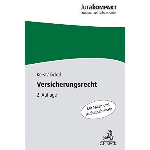 Andreas Kerst - Versicherungsrecht - Preis vom 04.09.2020 04:54:27 h