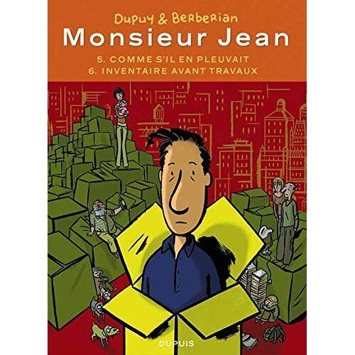 Dupuy - Monsieur Jean - L'Intégrale - tome 1 - Intégrale Mr Jean T3 (MONSIEUR JEAN (INTEGRALE) (1)) - Preis vom 24.10.2020 04:52:40 h