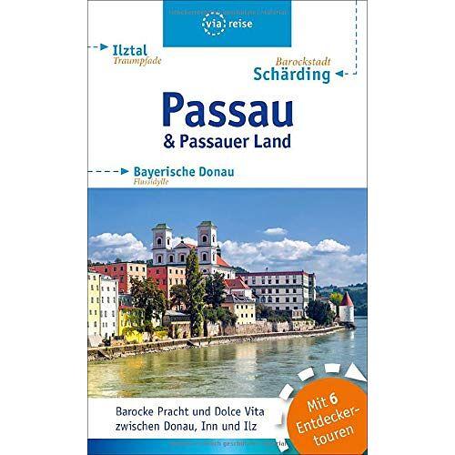 Julia Wolf - Passau & Passauer Land - Preis vom 09.04.2021 04:50:04 h
