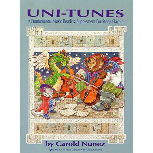 Carol Nunez - 88SB - Uni -Tunes - String Bass - Preis vom 17.10.2020 04:55:46 h