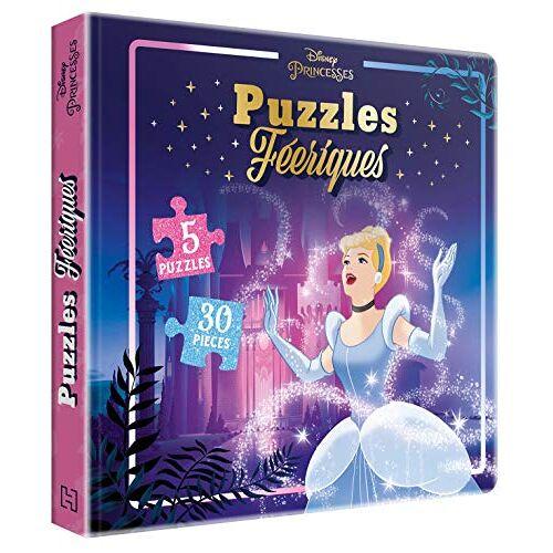 - DISNEY PRINCESSES - Puzzles Féeriques - 5 puzzles 30 pièces - Preis vom 20.10.2020 04:55:35 h