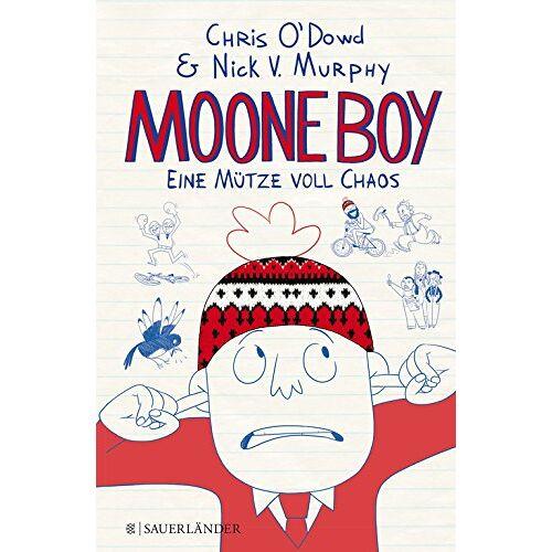 Chris O'Dowd - Moone Boy - Eine Mütze voll Chaos - Preis vom 04.09.2020 04:54:27 h