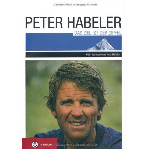 Peter Habeler - Das Ziel ist der Gipfel - Preis vom 24.10.2020 04:52:40 h