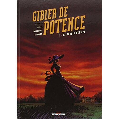 Fred Duval - Gibier de potence, Tome 1 : Le jardin des lys (Conquistador) - Preis vom 16.04.2021 04:54:32 h
