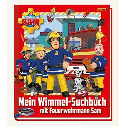 Nicole Hoffart - Feuerwehrmann Sam: Mein Wimmel-Suchbuch mit Feuerwehrmann Sam - Preis vom 05.09.2020 04:49:05 h