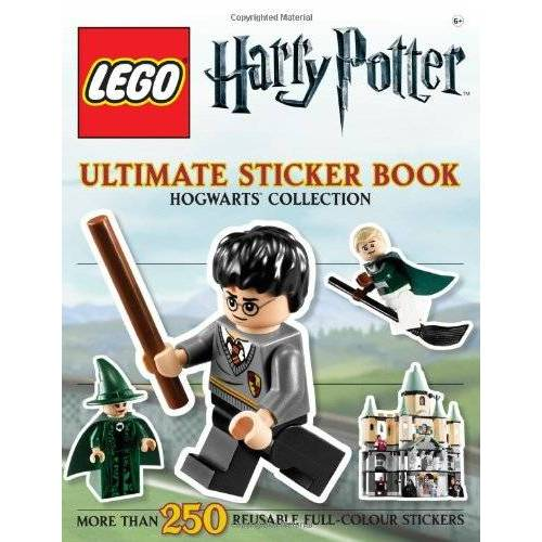 DK DK - LEGO® Harry Potter Welcome to Hogwarts Ultimate Sticker Book - Preis vom 09.04.2020 04:56:59 h
