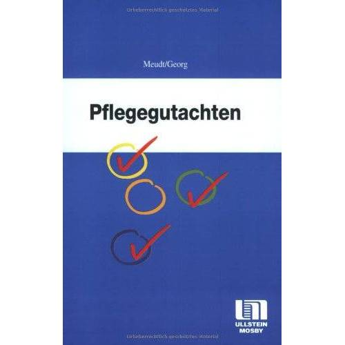 J. Meudt - Pflegegutachten - Preis vom 20.10.2020 04:55:35 h