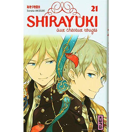 - Shirayuki aux cheveux rouges - Tome 21 (SHIRAYUKI AUX CHEVEUX ROUGES (21)) - Preis vom 05.10.2020 04:48:24 h