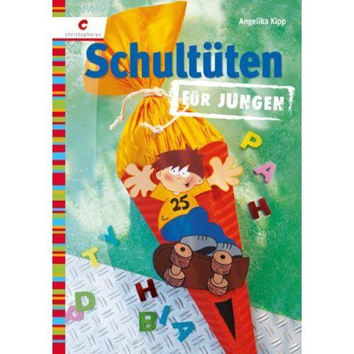 Angelika Kipp - Schultüten für Jungen - Preis vom 13.11.2019 05:57:01 h