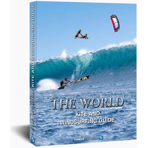 Udo Hölker - The World Kite and Windsurfing Guide - Preis vom 13.05.2021 04:51:36 h