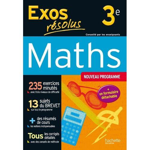 Josyane Curel - Maths 3e - Preis vom 15.05.2021 04:43:31 h