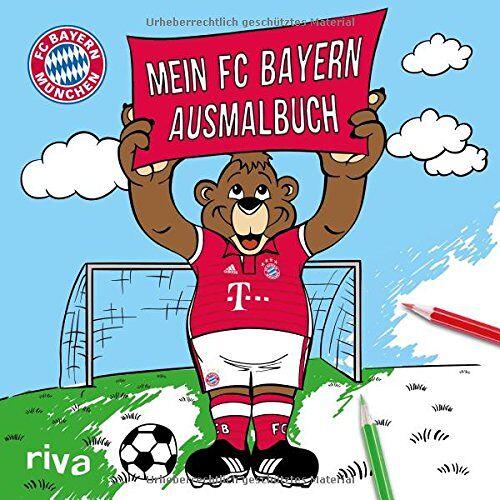 - Mein FC-Bayern-Ausmalbuch - Preis vom 24.11.2020 06:02:10 h