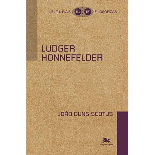 Ludger Honnefelder - João Duns Scotus - Preis vom 10.04.2021 04:53:14 h