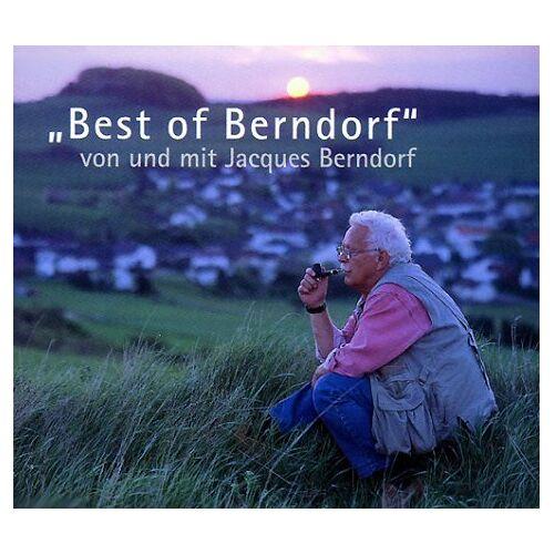 Jacques Berndorf - Best of Berndorf, 1 Audio-CD - Preis vom 05.05.2021 04:54:13 h