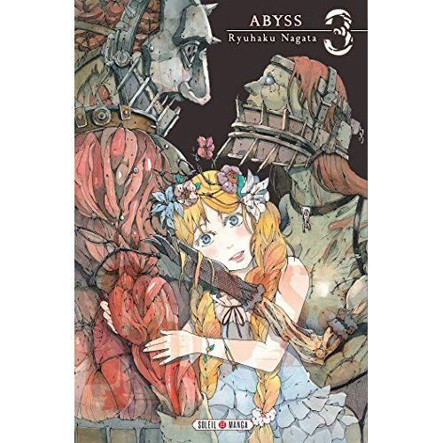 Ryuhaku Nagata - Abyss T3 - Preis vom 16.01.2021 06:04:45 h