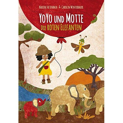 Altenbach & A.-Winterbauer GbR - YoYo und Motte: Die roten Elefanten - Preis vom 20.10.2020 04:55:35 h