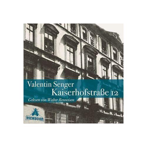 Valentin Senger - Kaiserhofstraße 12 - Preis vom 24.10.2020 04:52:40 h