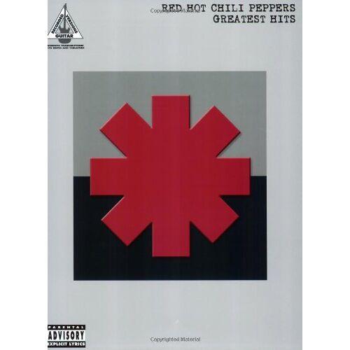 Hal Leonard Publishing Corporation - Red Hot Chili Peppers: Greatest Hits TAB: Songbuch für Gitarre mit Tabulatur (Music) - Preis vom 12.10.2019 05:03:21 h