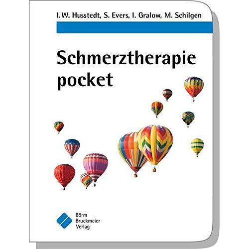 Husstedt, I. W. - Schmerztherapie pocket (pockets) - Preis vom 26.10.2020 05:55:47 h