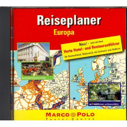 - Routenplaner Europa. CD- ROM für Windows ab 3.1/95 - Preis vom 12.05.2021 04:50:50 h