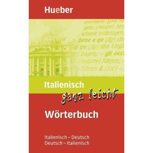 - Italienisch ganz leicht. Wörterbuch: Italienisch - Deutsch / Deutsch - Italienisch - Preis vom 28.01.2020 05:57:10 h