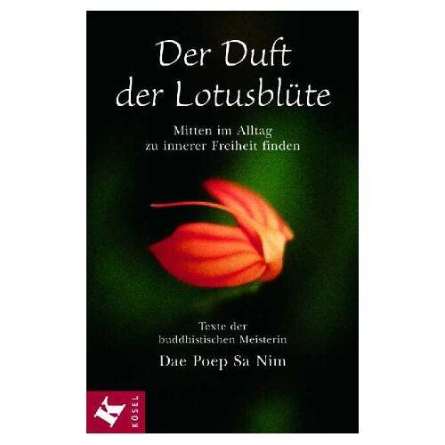 Dae Poep Sa Nim - Der Duft der Lotusblüte - Preis vom 26.06.2020 05:02:18 h