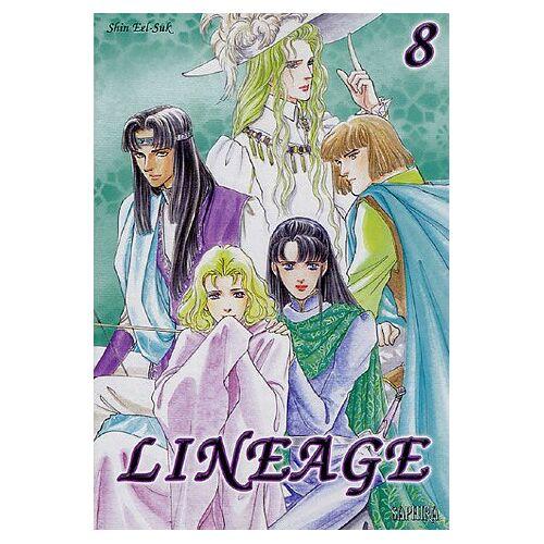 Il-Sook Shin - Lineage, Tome 8 : - Preis vom 05.09.2020 04:49:05 h