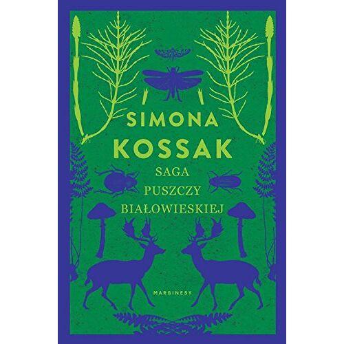 Simona Kossak - Saga Puszczy Bialowieskiej - Preis vom 07.05.2021 04:52:30 h