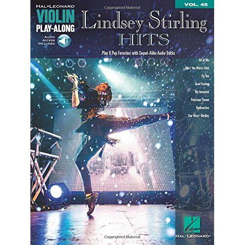 Hal Leonard - Violin Play-Along Lindsey Stirling Hits (Hal Leonard Violin Play Along) - Preis vom 16.05.2021 04:43:40 h