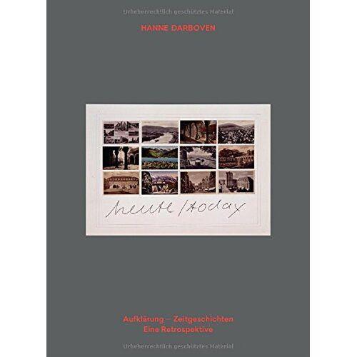 Okwui Enwezor - Hanne Darboven: Aufklärung _ Zeitgeschichten - Eine Retrospektive - Preis vom 18.04.2021 04:52:10 h