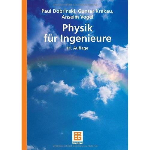 Paul Dobrinski - Physik für Ingenieure - Preis vom 17.01.2021 06:05:38 h