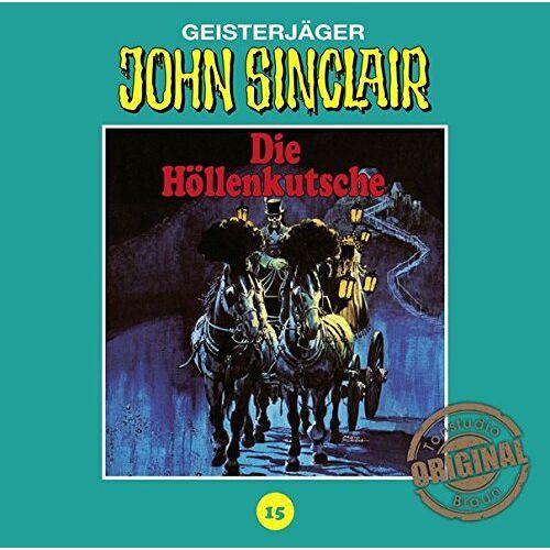 John Sinclair Tonstudio Braun-Folge 15 - Die Höllenkutsche - Preis vom 13.10.2019 05:04:03 h