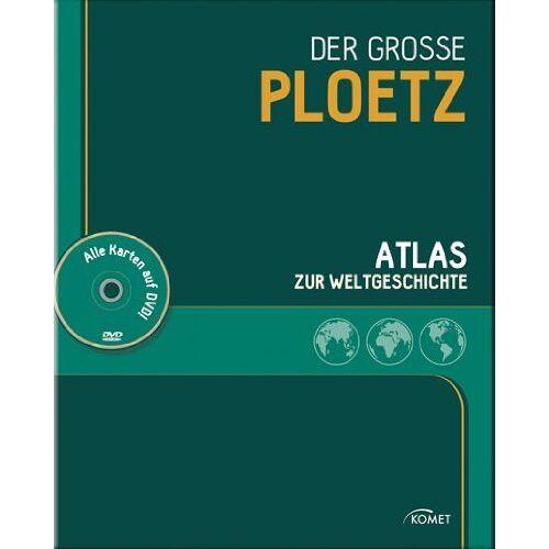 - Der große PLOETZ: Atlas zur Weltgeschichte (mit DVD) - Preis vom 30.03.2020 04:52:37 h