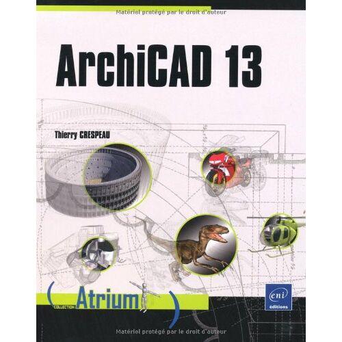 Thierry Crespeau - ArchiCAD 13 - Preis vom 28.02.2021 06:03:40 h