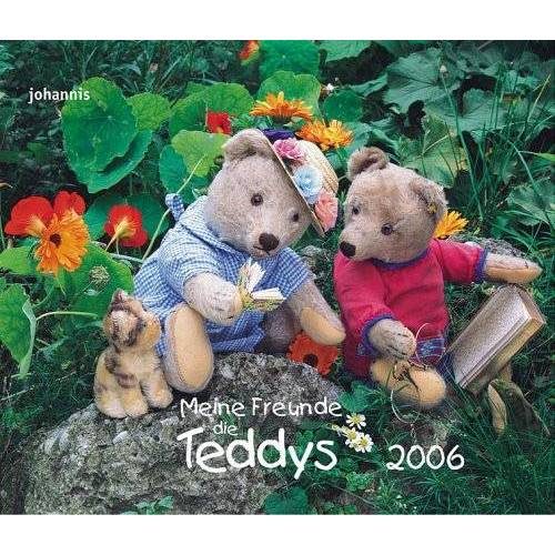 - Meine Freunde, die Teddys 2010: Mit Bibelsprüchen - Preis vom 20.10.2020 04:55:35 h